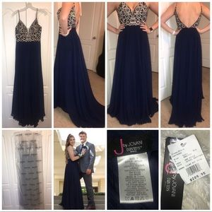 J by Jovani David's Bridal Prom Dress